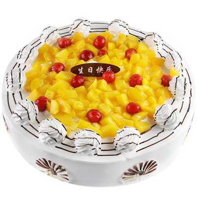 水果蛋糕/爱的港湾