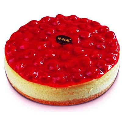 好利来蛋糕/樱桃乳酪