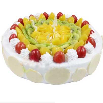 水果蛋糕/為你盛開