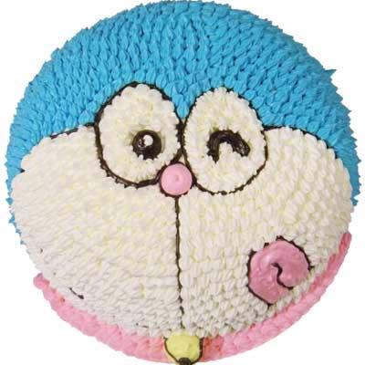 鮮奶蛋糕/哆啦A夢的祝福