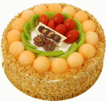 水果蛋糕/圆梦