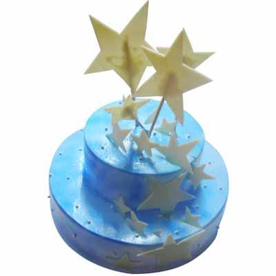鮮奶蛋糕/星空物語