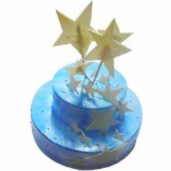 鲜奶蛋糕/星空物语
