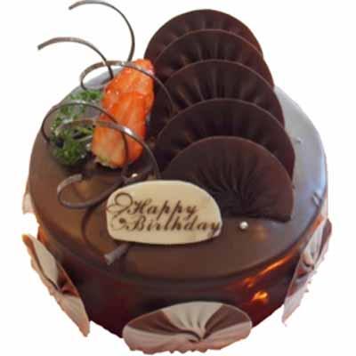 巧克力蛋糕/生生世世爱