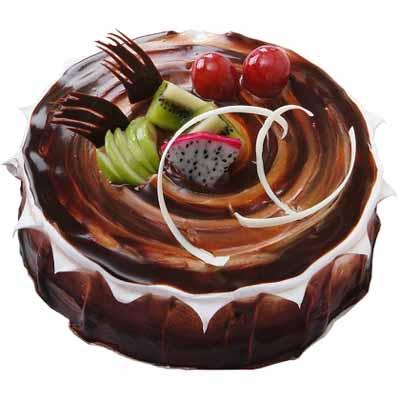 巧克力蛋糕/今生只為你