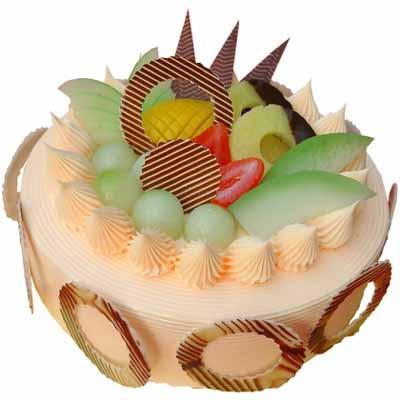 水果蛋糕/似水年华