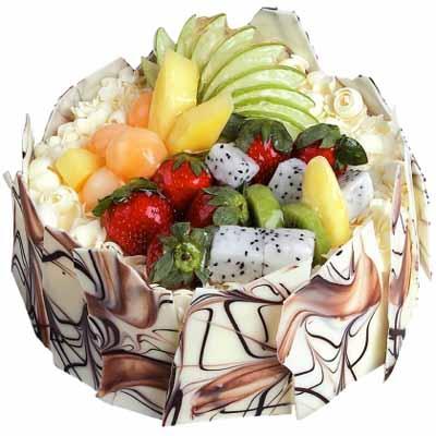 水果蛋糕/冰島之戀