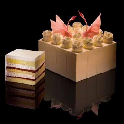 黑天鹅蛋糕/玫瑰天使