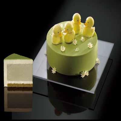 黑天鹅冰淇淋蛋糕/幸福宝贝(6寸)
