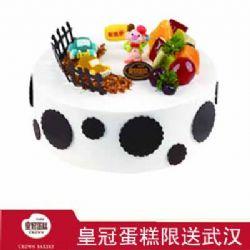 皇冠蛋糕/童心世界