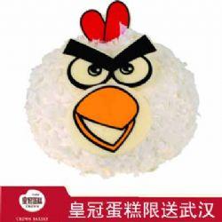 皇冠蛋糕/愤怒鸟
