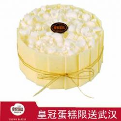 皇冠蛋糕/白色城堡