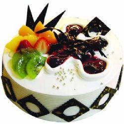 水果蛋糕/甜蜜爱语