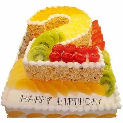 水果蛋糕/更上一层楼