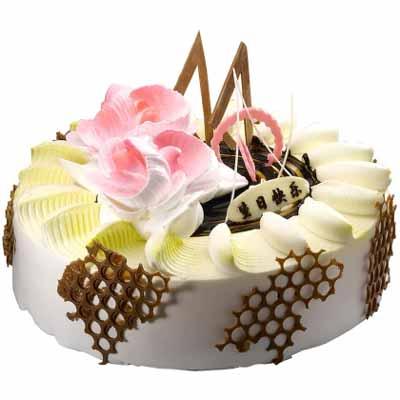 鮮奶蛋糕/美麗心靈