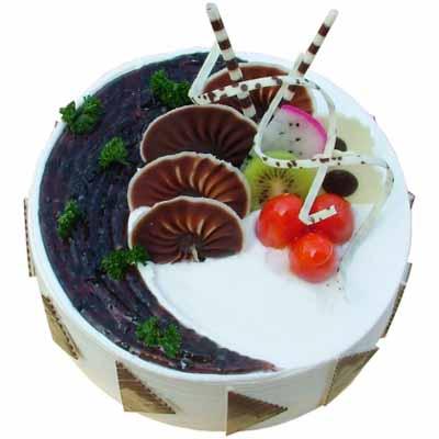 水果蛋糕/幸福来敲门