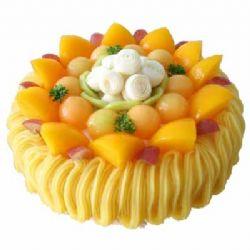 水果蛋糕/秋的问候