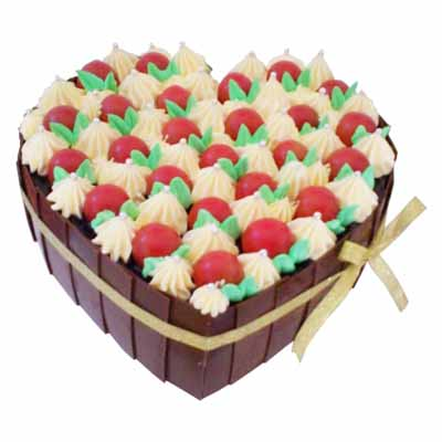 巧克力蛋糕/幸福满满