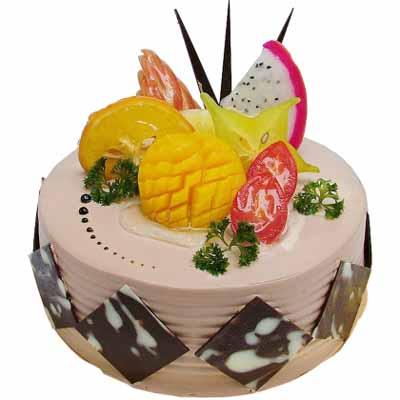 水果蛋糕/愛如空氣