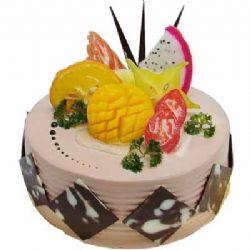 水果蛋糕/爱如空气