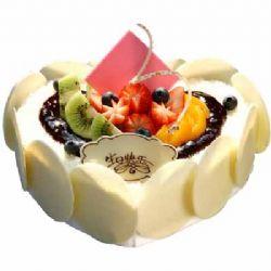巧克力蛋糕/今生与你相伴