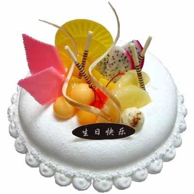 鲜奶蛋糕/恋曲久久