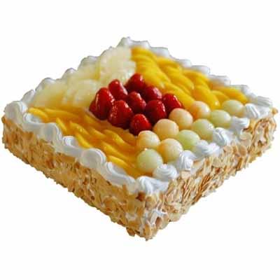 水果蛋糕/詩之情