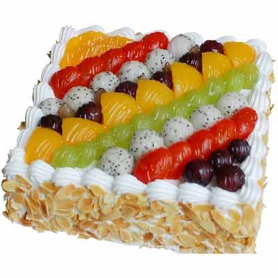 水果蛋糕/��之意