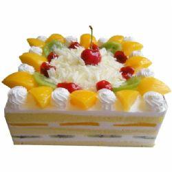 水果蛋糕/金色烂漫