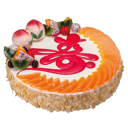 好利来蛋糕/福寿(12寸)