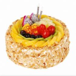 水果蛋糕/甜蜜一夏