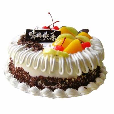 水果蛋糕/我们的未来