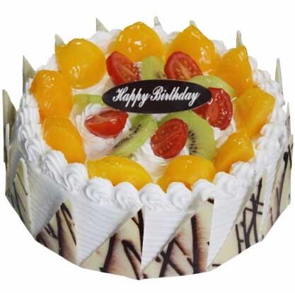 水果蛋糕/青春笑語