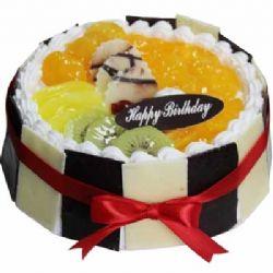 水果蛋糕/真情相伴