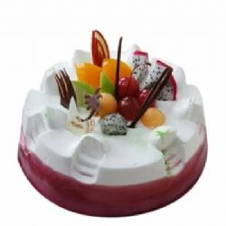 水果蛋糕/暖暖的爱
