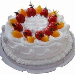 水果蛋糕/幸福的脚印
