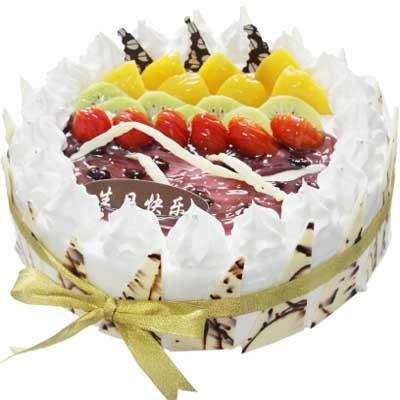 水果蛋糕/甜心格格