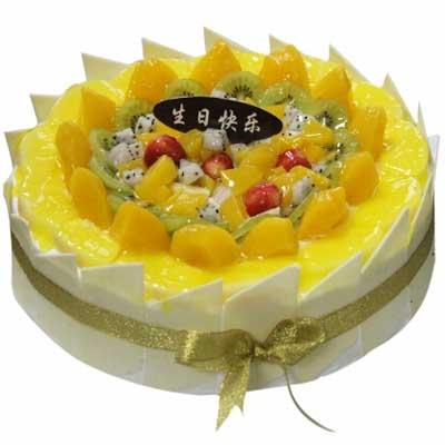 水果蛋糕/热情仲夏