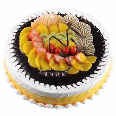 水果蛋糕/璀璨的未来