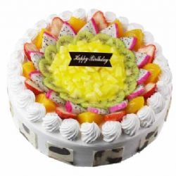 水果蛋糕/美好回忆