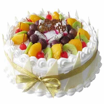 水果蛋糕/倾心温柔