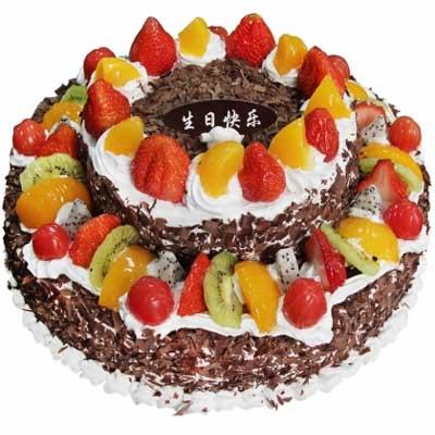 水果蛋糕/愛情天梯