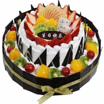 水果蛋糕/甜蜜堡壘