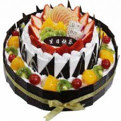 水果蛋糕/甜蜜堡垒