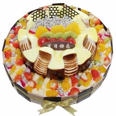 水果蛋糕/心語星愿