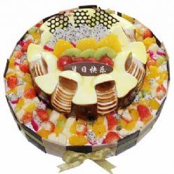 水果蛋糕/心语星愿