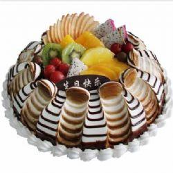水果蛋糕/漫天心