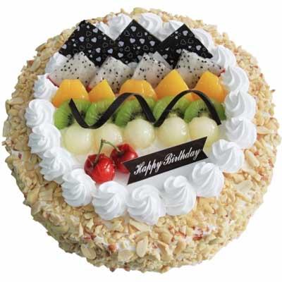 水果蛋糕/細細的愛