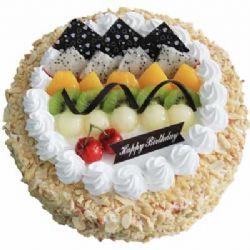水果蛋糕/细细的爱