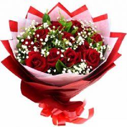 16朵红玫瑰/你的承诺